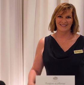 Patricia Jamieson Celebrant Phillip Island