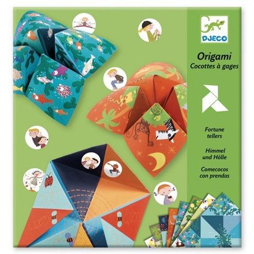 יצירה - אוריגמי קוה קוה