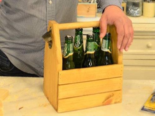 מיני נגרות- ארגז בירה