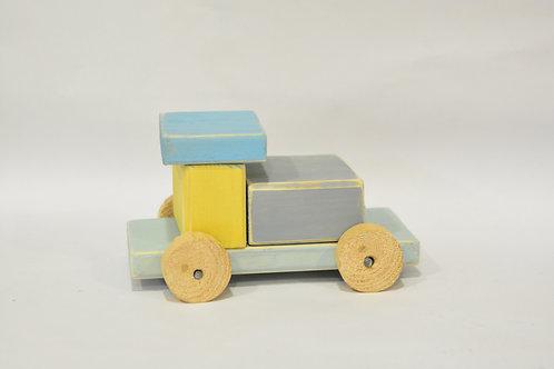 מכונית עץ