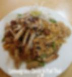 Lemongrass Chicken Pad Thai Noodle