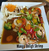 Mango Delight Shrimp
