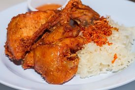 Had Yai fried chicken