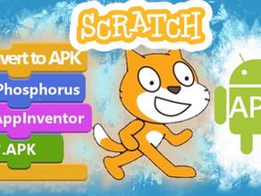 """Espai Curiós. """"App Inventor y Scratch"""""""