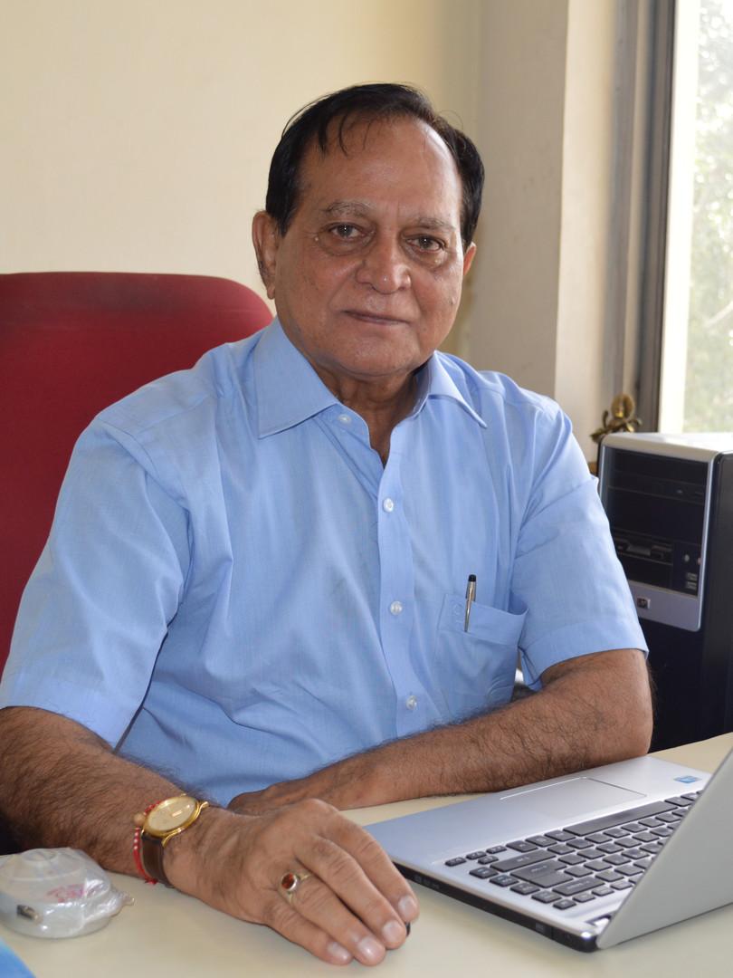 Dr. J.S. Yadava, Mentor