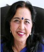 Dr. Suneeta Mukerjee, Senior Development Administrator