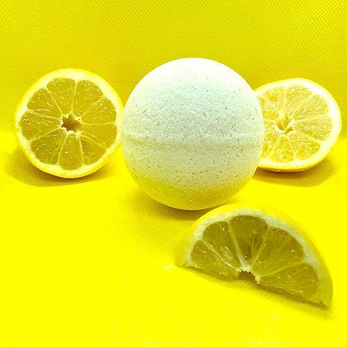 Lemongrass CBD Bath Bomb