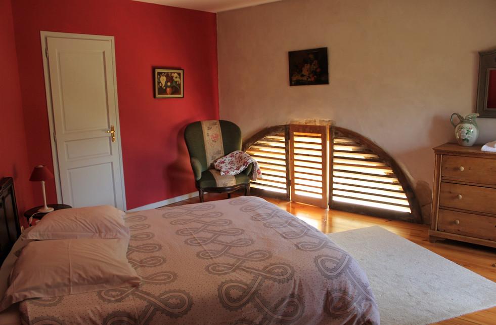 Chambre double, l'Orangerie