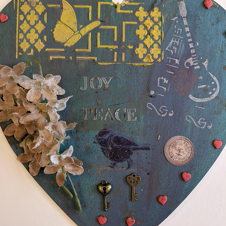 Summer Camp Mixed Media #2-Morning & Full Day Session