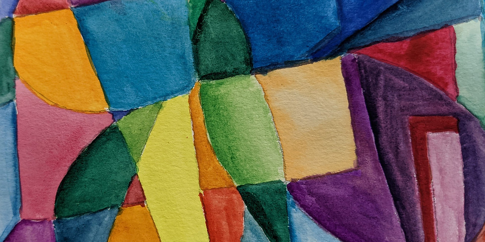 Summer Camp-Cubism-Morning & Full Day Session