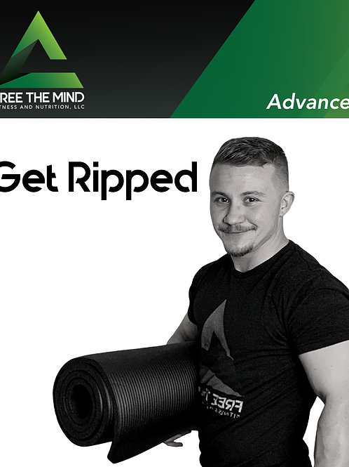 Advanced Get Ripped