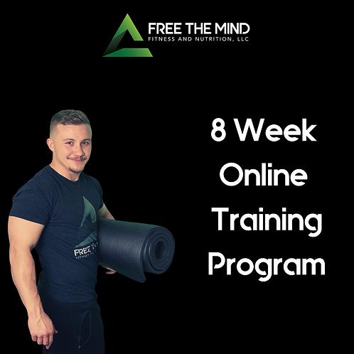 8 Week Online Training Program - Shae