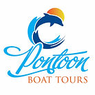 Pontoon Boat Tours logo CMYK hi res squa