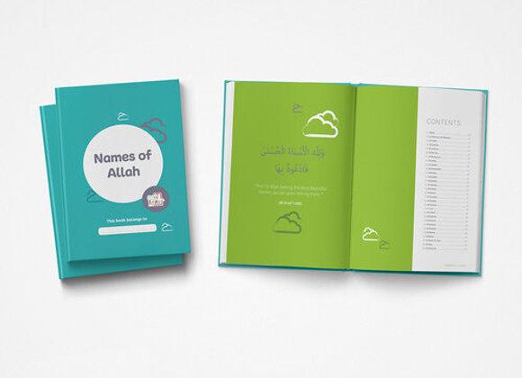 Names Of Allah Workbook