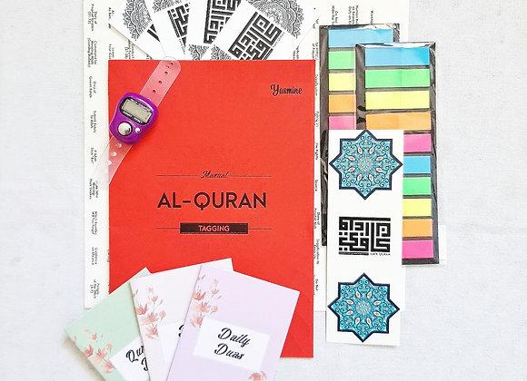 Yasmine Qur'an Tagging Kit