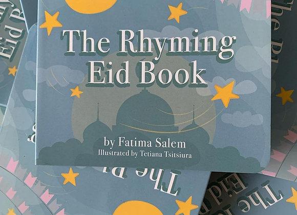 The Rhyming Eid Book