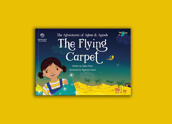 THE FLYING CARPET STORYBOOK