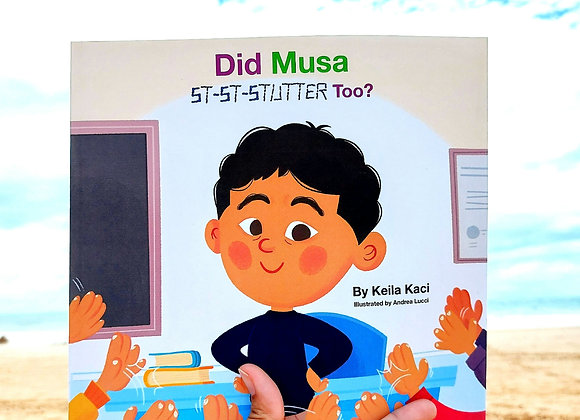 Did Musa ST-ST-Stutter too?