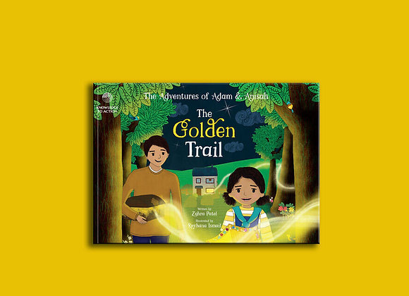 THE GOLDEN TRAIL STORYBOOK