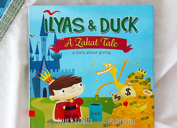 Ilyas and Duck : A Zakat Tale