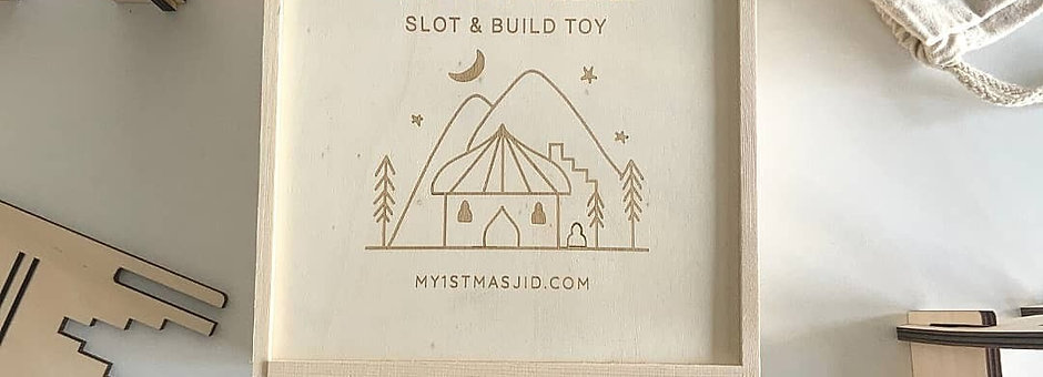 Slot & Build: Masjid Village