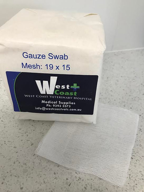 Gauze Swabs 10cm x 10cm