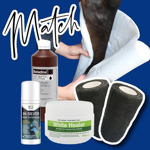 Mix N Match Bundle - Wound Ready