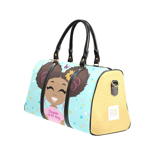 Daughter Of The King Travel Bag