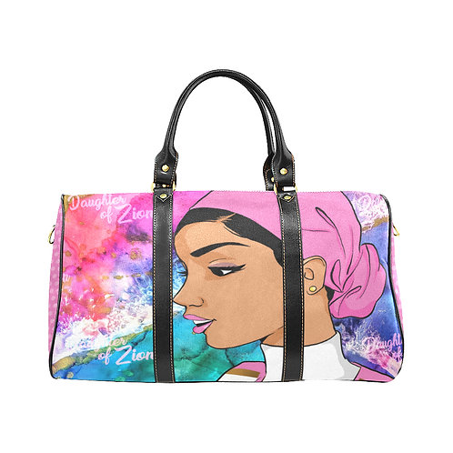 Daughter Of Zion Water Color - Travel Bag