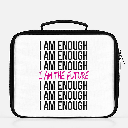 I AM ENOUGH LUNCH BOX