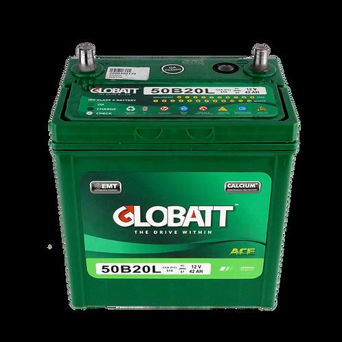 แบตเตอรี่ Lead acid Globatt ACE 50B20L
