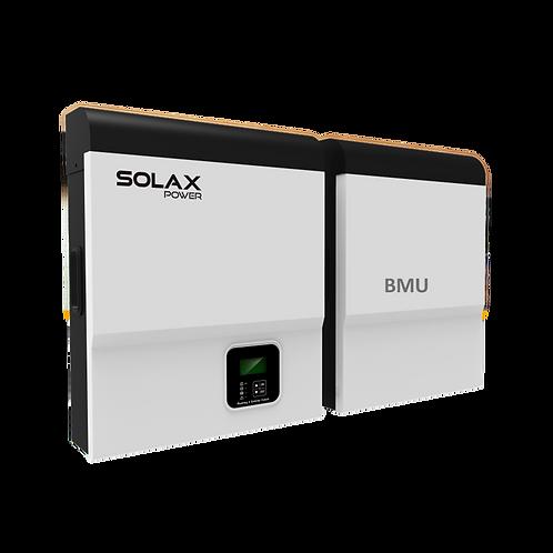 Solax รุ่น SK-TL 5000E/48V ขนาด 5K รวม BMU 5000
