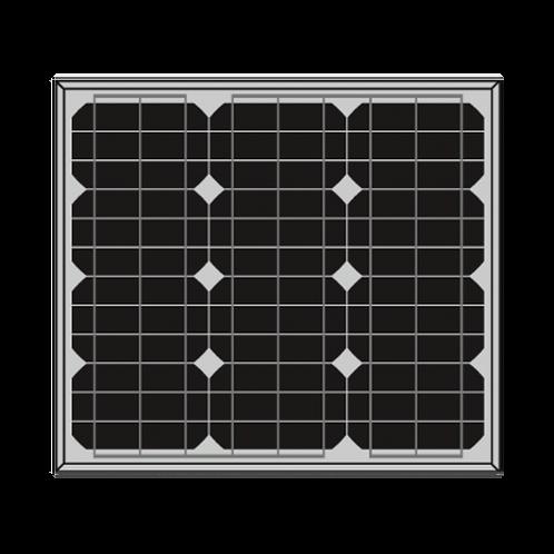 Solarshop Monocrystaline 30W