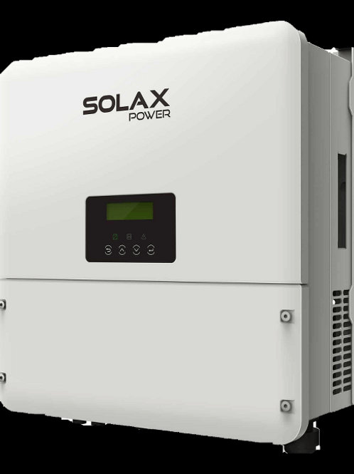 SOLAX รุ่น X3 HYBRID HV 5.0T ขนาด 5K 3Phase