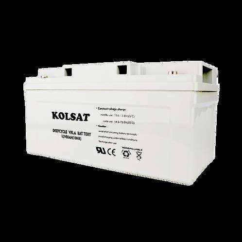 แบตเตอรี่ Kolsat GEL12V / 80Ah