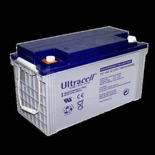 แบตเตอรี่ Ultracell N150  (150Ah)