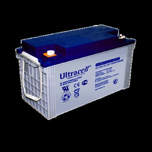 แบตเตอรี่ Ultracell N120  (120Ah)