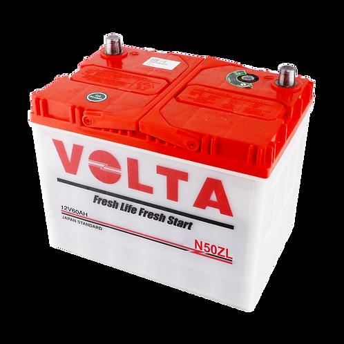 แบตเตอรี่ Lead acid Volta N50ZL