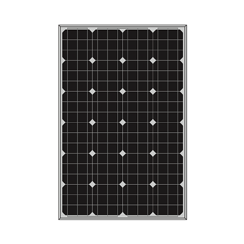 Solarshop Monocrystaline 100W