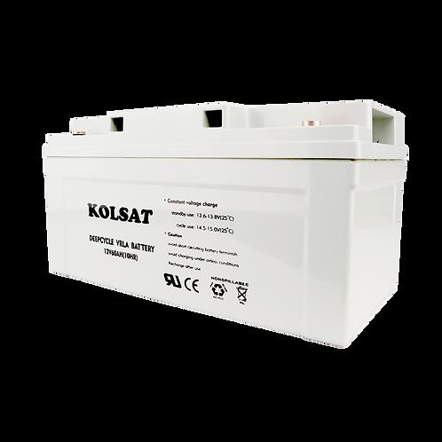 แบตเตอรี่ Kolsat GEL12V / 60Ah