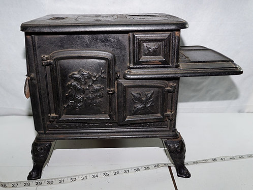 1890 Charter Oak Salesman Sample Cook Stove Model 503
