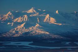 Mt.Spurr Volcano
