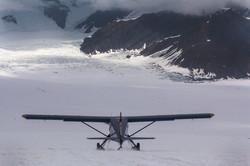 Sheldon Air, Ruth Glacier