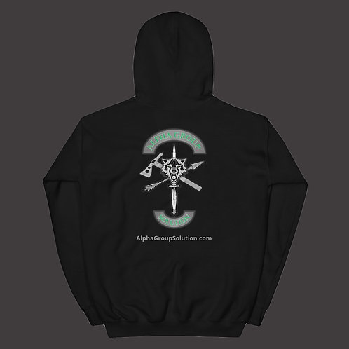 Alpha Group Solution Unisex Hoodie