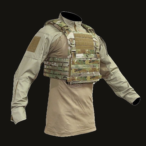 INTEGRATED TACTICAL PLATE CARRIER