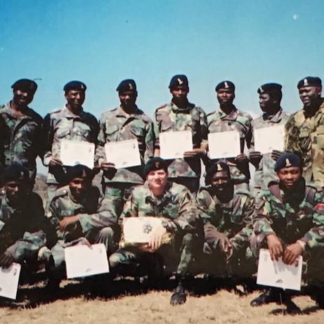 JCET Swaziland Africa