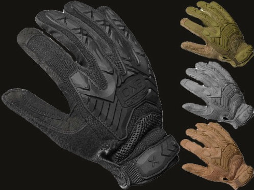 IRONCLAD TACTICAL IMPACT GLOVES