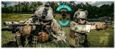 Black Skull Tactical Applications