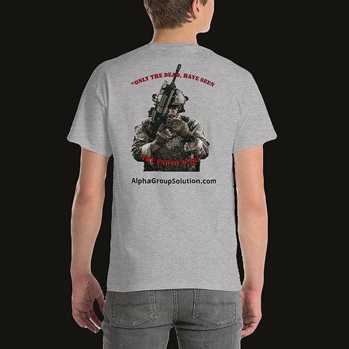 Alpha Group Solution - Short Sleeve T-Shirt