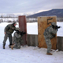 Black Skull Tactical Applications Training event for 509th PIR
